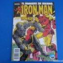 Cómics: CÓMIC DE IRON MAN AÑO 1988 Nº 40 DE COMICS FORUM LOTE 14 BIS. Lote 159496514