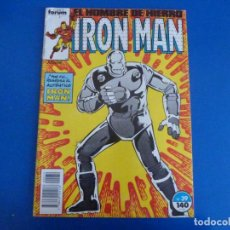 Comics : CÓMIC DE IRON MAN AÑO 1988 Nº 39 DE COMICS FORUM LOTE 14 I. Lote 159496726