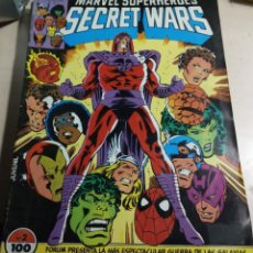 Cómics: MARVEL SUPERHEROES SECRET WARS Nº 2.COMICS FORUM.1985.. Lote 159509214