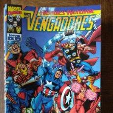 Cómics: LOS VENGADORES LOTE AVANZADO V.3 DEL Nº 1 AL 46 - FORUM MARVEL COMICS VOLUMEN V3-. Lote 159515554