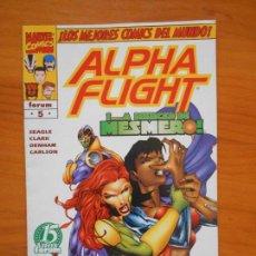 Cómics: ALPHA FLIGHT VOLUMEN 2 Nº 5 - MARVEL - FORUM (W). Lote 159634494