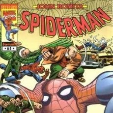 Cómics: SPIDERMAN DE JOHN ROMITA (1999-2005) #61. Lote 159713478