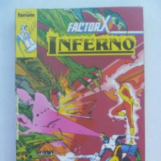 Cómics - MARVEL COMICS : FACTOR X , Nº 6, INFERNO - 159733050