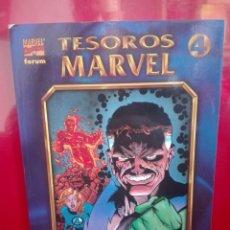 Cómics: TESOROS MARVEL LOS 4 F LOS AÑOS PERDIDOS 2# E2. Lote 159760646