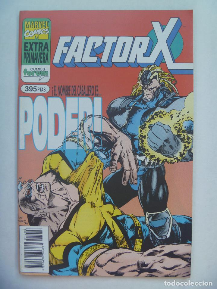 MARVEL COMICS : FACTOR X , EXTRA DE PRIMAVERA (Tebeos y Comics - Forum - Factor X)
