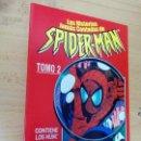 Cómics: LAS HISTORIAS JAMÁS CONTADAS DE SPIDERMAN - TOMO 2 - Nº 6 AL 10 - ED. FORUM. Lote 159789150