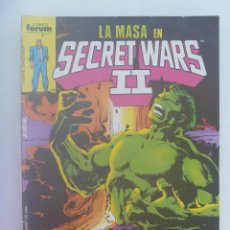 Cómics: MARVEL COMICS : LA MASA EN SECRET WARS II , Nº 23. Lote 159794166