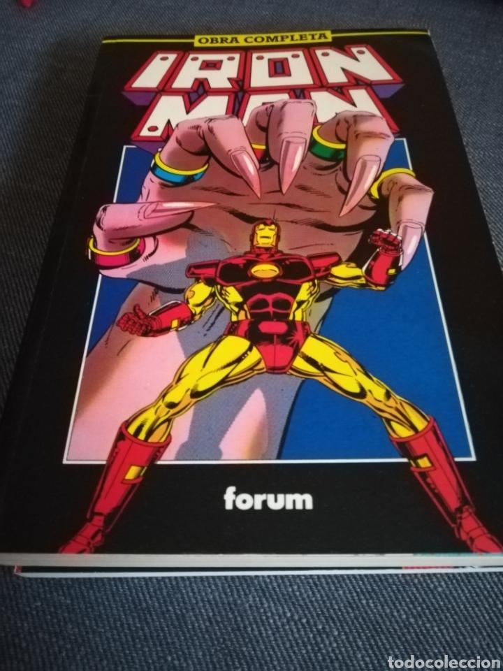 IRON MAN VOL 2 COMPLETO-RETAPADO (Tebeos y Comics - Forum - Iron Man)