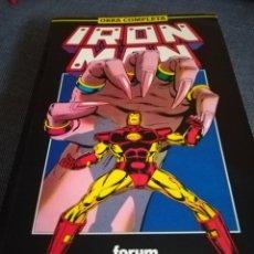 Cómics: IRON MAN VOL 2 COMPLETO-RETAPADO. Lote 159821141
