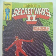 Cómics: MARVEL COMICS : DAREDEVIL EN SECRET WARS II , Nº 22. Lote 159829634