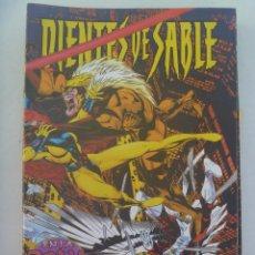Cómics: MARVEL COMICS : DIENTES DE SABLE , Nº 1. EN LA ZONA ROJA . Lote 159831278