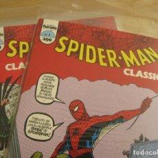 Cómics: SPIDERMAN CLASSIC--COMPLETA--16 NÚMEROS-NUEVA--COMICS FORUM MARVEL PLANETA. Lote 159832482