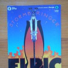 Cómics: ELRIC - STORMBRINGER Nº 1 - DARK HORSE - FORUM (W). Lote 159933142