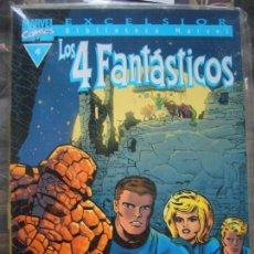 Cómics: BIBLIOTECA MARVEL 4 FANTÁSTICOS #4 (FORUM, 1999). Lote 35632764
