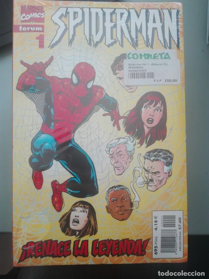 SPIDERMAN LOMO ROJO COMPLETA # (Tebeos y Comics - Forum - Spiderman)