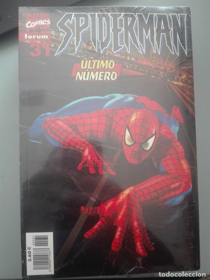 Cómics: SPIDERMAN LOMO ROJO COMPLETA # - Foto 4 - 159948302