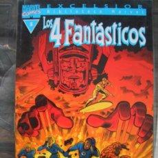 Cómics: BIBLIOTECA MARVEL: LOS 4 FANTÁSTICOS #5 (FORUM, 1999). Lote 159954034
