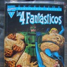 Cómics: BIBLIOTECA MARVEL: LOS 4 FANTÁSTICOS #7 (FORUM, 1999). Lote 159954326