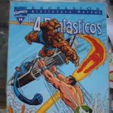 Cómics: BIBLIOTECA MARVEL: LOS 4 FANTÁSTICOS #14 (FORUM, 2000). Lote 159956754