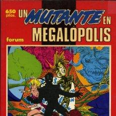 Cómics: UN MUTANTE EN MEGALÓPOLIS - PLANETA-DEAGOSTINI (FORUM) / COLECCIÓN PRESTIGIO NÚMERO 27. Lote 159997146