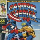 Cómics: CAPITAN AMERICA & MIGHTY THOR VOL. 2 Nº 6 - FORUM - BUEN ESTADO. Lote 160005018