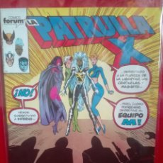 Comics : PATRULLA X 89 PRIMERA EDICIÓN # J. Lote 160009726