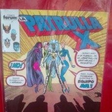 Comics : PATRULLA X 89 PRIMERA EDICIÓN # J. Lote 160010026