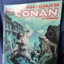 Cómics: LA ESPADA SALVAJE DE CONAN EL BARBARO N.23. Lote 160024042