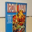 Cómics: RETAPADO IRON MAN VOL. 4 TOMO 4 CONTIENE LOS Nº 16-17-18-19 Y 20 DE ESTA COLECCION - FORUM -. Lote 160024226
