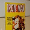 Cómics: RETAPADO IRON MAN VOL. 4 TOMO 3 CONTIENE LOS Nº 11-12-13-14 Y 15 DE ESTA COLECCION - FORUM -. Lote 160024438