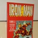 Cómics: RETAPADO IRON MAN VOL. 4 TOMO 2 CONTIENE LOS Nº 6-7-8-9 Y 10 DE ESTA COLECCION - FORUM -. Lote 160025066