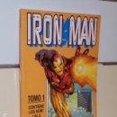 Cómics: RETAPADO IRON MAN VOLUMEN 4 TOMO 1 CONTIENE LOS Nº 1-2-3-4 Y 5 DE ESTA COLECCION - FORUM -. Lote 160027362