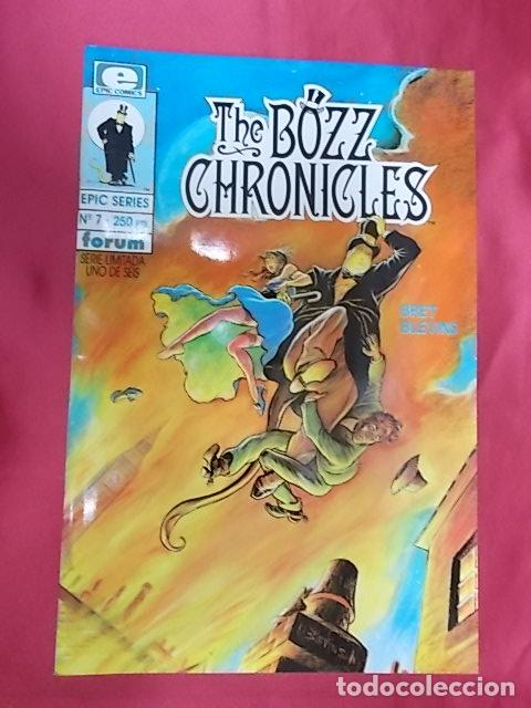 Cómics: THE BOZZ CHRONICLES. Nº 7. EPIC SERIES. FORUM - Foto 1 - 160049726