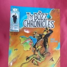 Cómics: THE BOZZ CHRONICLES. Nº 7. EPIC SERIES. FORUM. Lote 160049726