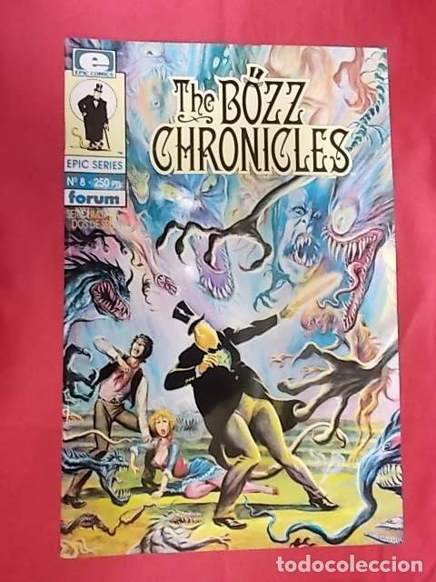 THE BOZZ CHRONICLES. Nº 8. EPIC SERIES. FORUM (Tebeos y Comics - Forum - Otros Forum)