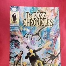 Cómics: THE BOZZ CHRONICLES. Nº 8. EPIC SERIES. FORUM. Lote 160050026