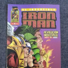 Cómics: COMICS FORUM EL INVENCIBLE IRON MAN N° 6. Lote 160151153