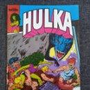 Cómics: COMICS FORUM HULKA N° 5. Lote 160153688