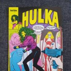 Cómics: COMICS FORUM HULKA N° 4. Lote 160153841