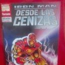Cómics: IRON MAN DESDE LAS CENIZAS 1 # L. Lote 160229054