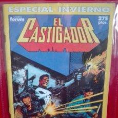 Cómics: EL CASTIGADOR ESPECIAL INVIERNO 90 # M. Lote 160264314