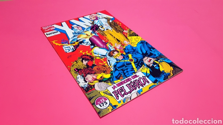 DE KIOSKO X MEN 12 FORUM (Tebeos y Comics - Forum - X-Men)