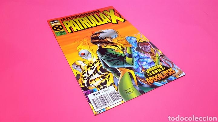 DE KIOSKO LA EXTRAORDINARIA PATRULLA X 4 FORUM (Tebeos y Comics - Forum - X-Men)