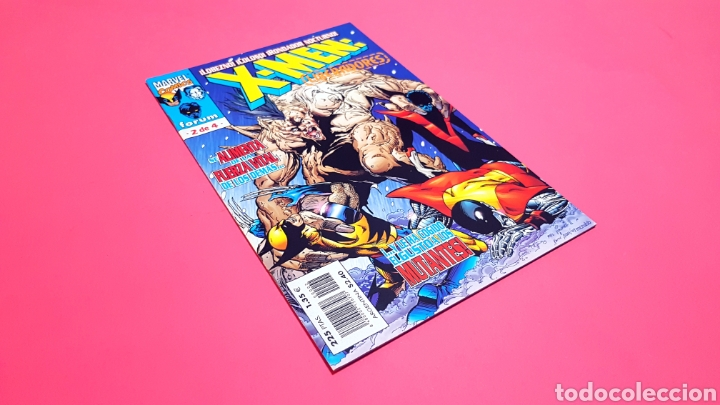 DE KIOSKO X MEN LIBERADORES 2 FORUM (Tebeos y Comics - Forum - X-Men)