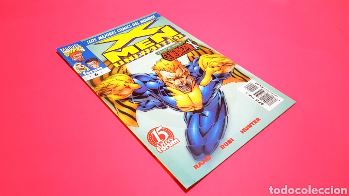 CASI EXCELENTE X MEN UNLIMITED 6 FORUM (Tebeos y Comics - Forum - X-Men)
