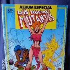 Cómics: LOS NUEVOS MUTANTES -ALBUM ESPECIAL-. Lote 160371378
