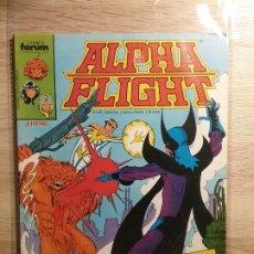 Comics: ALPHA FLIGHT 16 VOL.1 # N. Lote 160421002