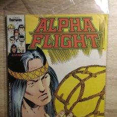 Cómics: ALPHA FLIGHT 20 VOL.1 # N. Lote 160421470