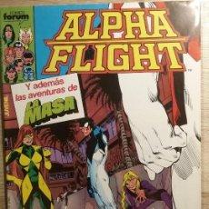 Comics: ALPHA FLIGHT 25 VOL.1 # N. Lote 160422050