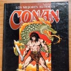 Cómics: LOS MEJORES AUTORES DE CONAN, ERNIE CHAN. Lote 160491978